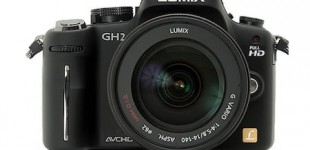 Testing the new Panasonic GH2